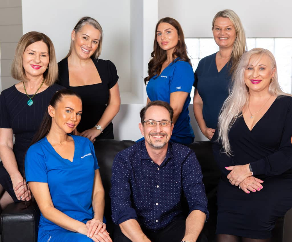 Envisage Team Photo - Skin Care and Cosmetic Treatments Gold Coast